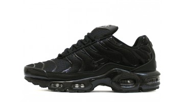Кроссовки Мужские Nike Air Max TN Plus Black stern classic
