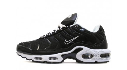 Air Max TN Plus КРОССОВКИ МУЖСКИЕ<br/> NIKE AIR MAX TN PLUS BLACK WHITE