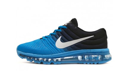 Air Max 2017 КРОССОВКИ МУЖСКИЕ<br/> NIKE AIR MAX 2017 LAGOON BLUE BLACK