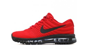 Кроссовки женские Nike Air Max 2017 Fury Red