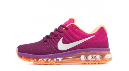 Air Max 2017 КРОССОВКИ ЖЕНСКИЕ<br/> NIKE AIR MAX 2017 PURPLE LILACS