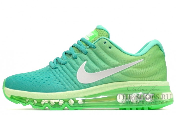 Кроссовки Nike Air Max 2017 Green Mint