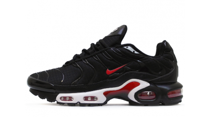 Air Max TN Plus КРОССОВКИ МУЖСКИЕ<br/> NIKE AIR MAX TN PLUS BLACK INSTEP WHITE