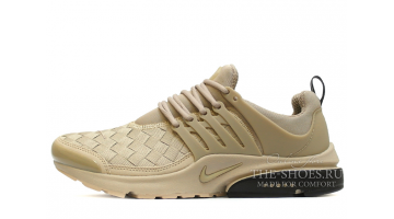 Кроссовки Мужские Nike Air Presto SE Woven Neutral Olive