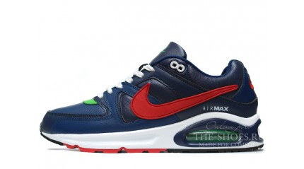 Nike Air Max Skyline Dark Blue White Red