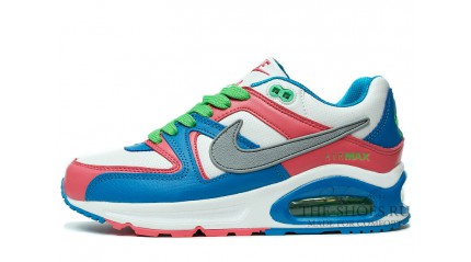 Nike Air Max Skyline White Blue Pink