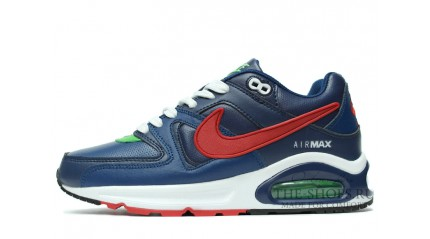 Nike Air Max Skyline Dark Blue Red White