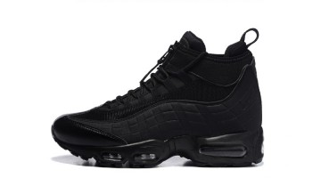 Кроссовки женские Nike Air Max 95 Sneakerboot Black