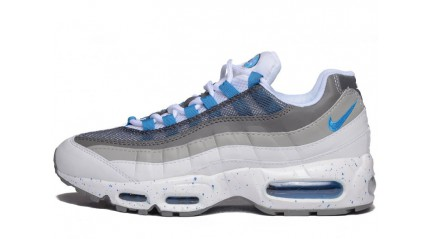 Nike Air Max 95 id gray white speckle