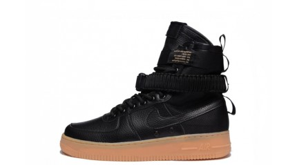 Nike Air Force Special Field SF 1 Black Utility