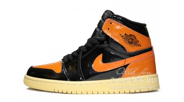 Кроссовки женские Nike Jordan 1 High Shattered Backboard 3.0