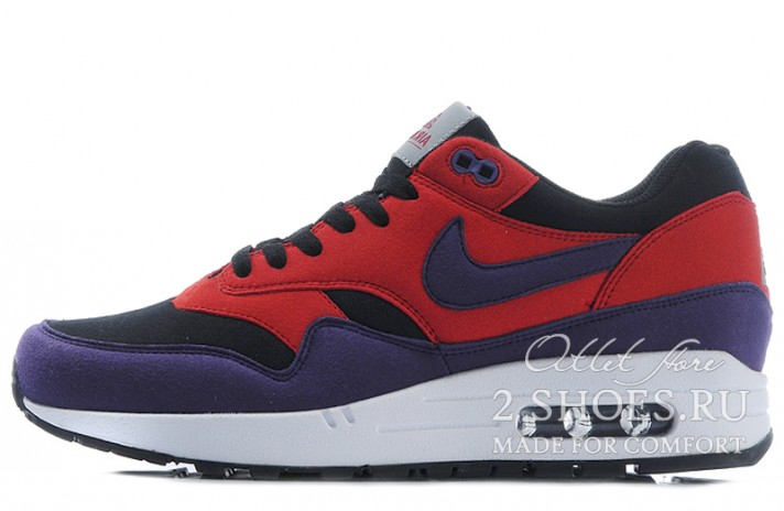Кроссовки Nike Air Max 87 ACG Dark Shadow Varsity Purple
