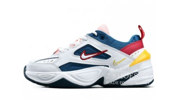 Кроссовки женские Nike M2K Tekno Blue Force Summit White