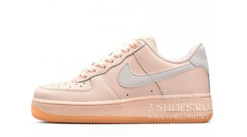 Кроссовки Женские Nike Air Force 1 Low Crimson Tint Orange Pulse