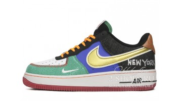 Кроссовки Мужские Nike Air Force 1 Low NYC City of Athletes