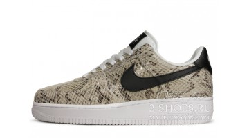 Кроссовки женские Nike Air Force 1 Low Snakeskin