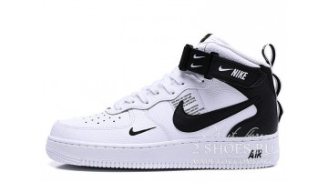 Кроссовки женские Nike Air Force 1 Mid LV8 Utility Winter White