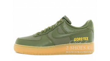 Кроссовки мужские Nike Air Force Low Gore-Tex Medium Olive