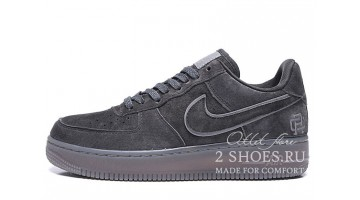 Кроссовки женские Nike Air Force 1 Winter Reigning Champ Grey