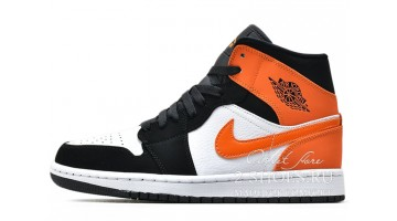 Кроссовки женские Nike Air Jordan 1 Mid Shattered Backboard