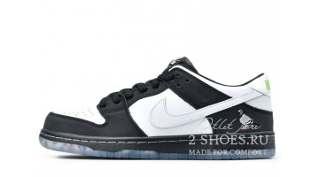 Кроссовки Мужские Nike Dunk SB Low Jeff Staple Panda Pigeon