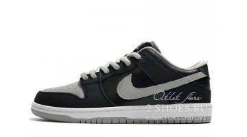 Кроссовки Мужские Nike Dunk SB Low J Pack Shadow Black