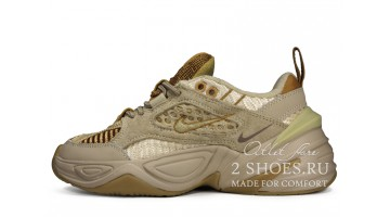 Кроссовки женские Nike M2K Tekno SP Linen Ale Brown Wheat