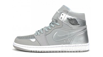 Кроссовки женские Nike Air Jordan 1 High Japan Neutral Grey