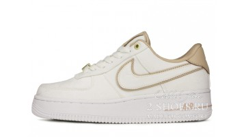 Кроссовки женские Nike Air Force 1 Low LX White Bio Beige