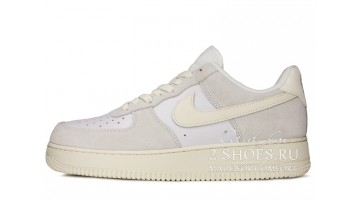 Кроссовки мужские Nike Air Force 1 Low Sail Platinum Tint