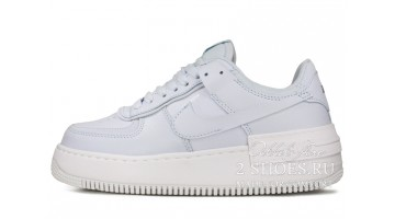 Кроссовки Женские Nike Air Force 1 Shadow Hydrogen Blue