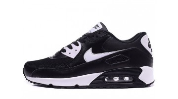 Кроссовки Мужские Nike Air Max 90 Essential Black White