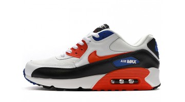 Кроссовки Мужские Nike Air Max 90 Raptors white red black