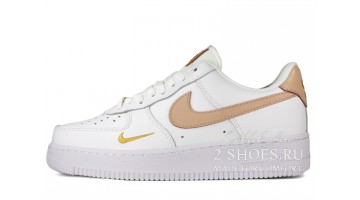 Кроссовки Женские Nike Air Force 1 Low White Rust Pink