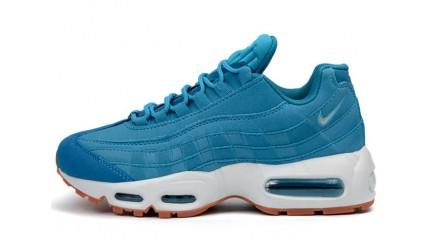 Nike Air Max 95 Premium Smokey Mica Blue