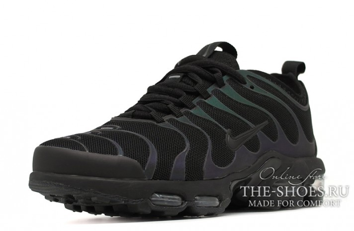 Nike Air Max TN Plus Ultra Black anthracite черные, фото 2