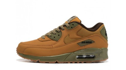Air Max 90 КРОССОВКИ МУЖСКИЕ<br/> NIKE AIR MAX 90 WHEAT FLAX YELLOW