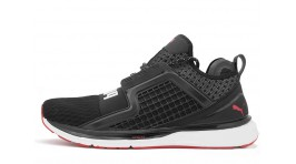 Puma Ignite Limitless Hi-Tech Black черные