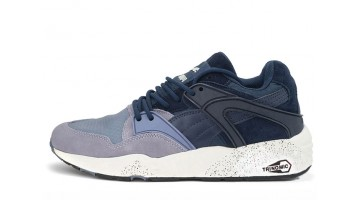 Кроссовки Мужские Puma Trinomic Blaze Winter Tech Peacoat