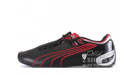 Puma Ferrari Future Cat M2 SF Black Red