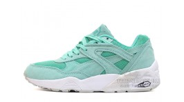 Puma Trinomic R698 mint bright wool menthol бирюзово-мятные
