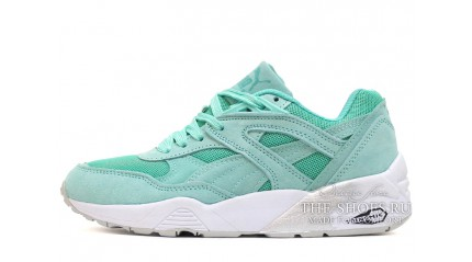 Puma Trinomic R698 mint bright wool menthol