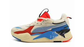 Кроссовки мужские Puma RS-X Reinvention Whisper Red Blast