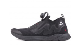Reebok pump Supreme Black Vetements черные