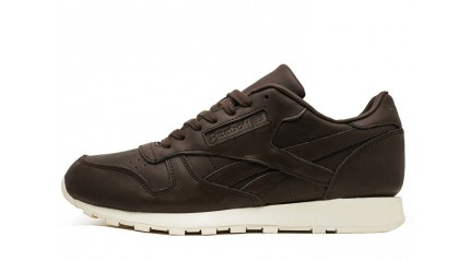 Classic КРОССОВКИ МУЖСКИЕ<br/> REEBOK CLASSIC OLD MEETS BROWN LEATHER