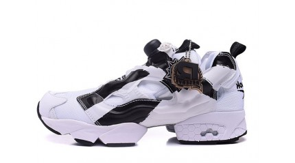 Insta Pump КРОССОВКИ ЖЕНСКИЕ<br/> REEBOK INSTAPUMP FURY OVERBRANDED WHITE