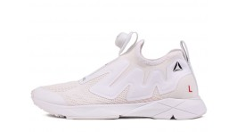 Reebok pump Supreme White Vetements белые