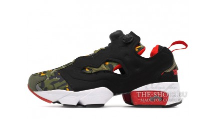 Reebok Insta pump Fury Solebox Camo Urban