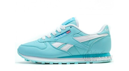Reebok Classic Leather Mintol White