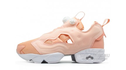 Reebok Insta pump Fury NT Rose Cloud White